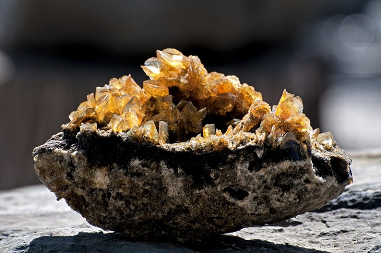 Colección Geológica Selenita