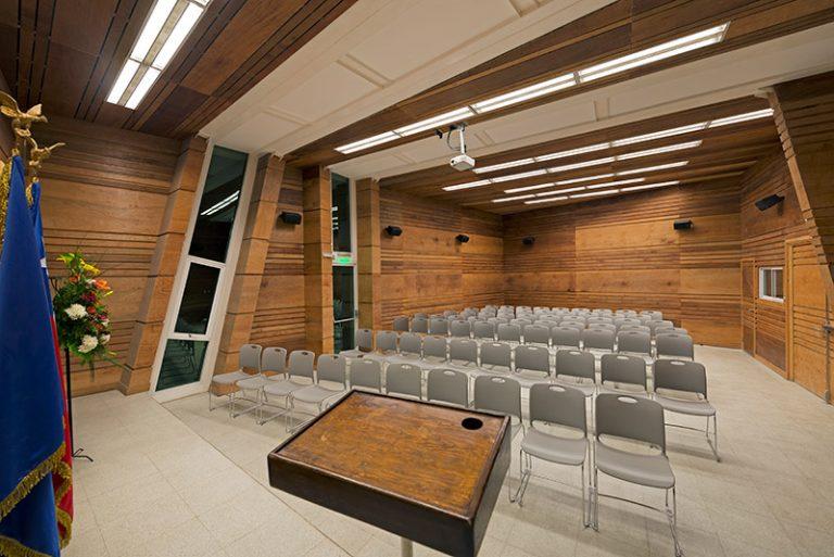 Auditorio Interior