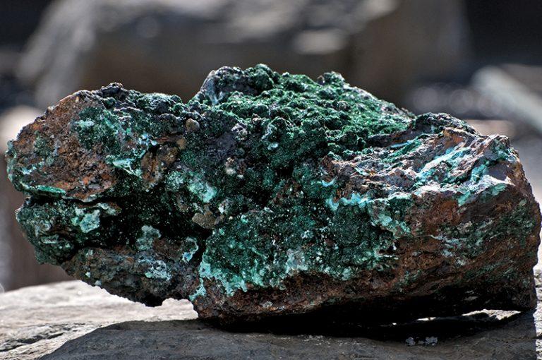 Colección Geológica Atacamita